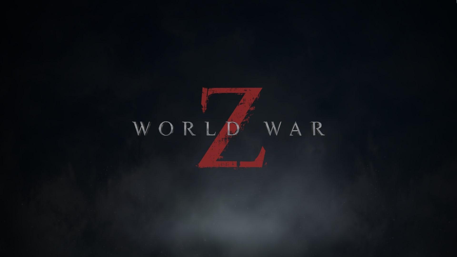 ワールドウォーZタイトル画面